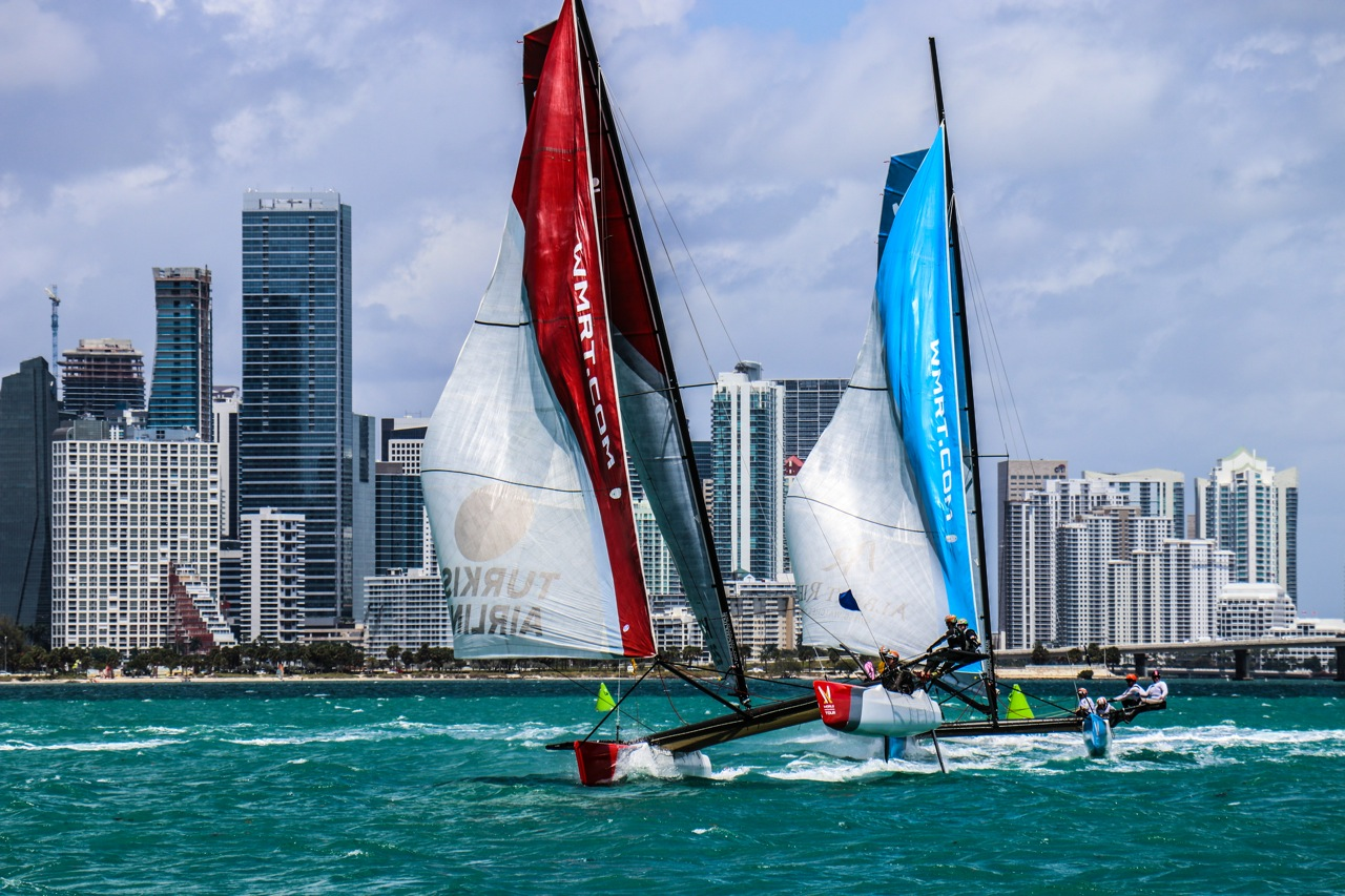 Rookies Rule The Roost At Miami Match Cup Day One