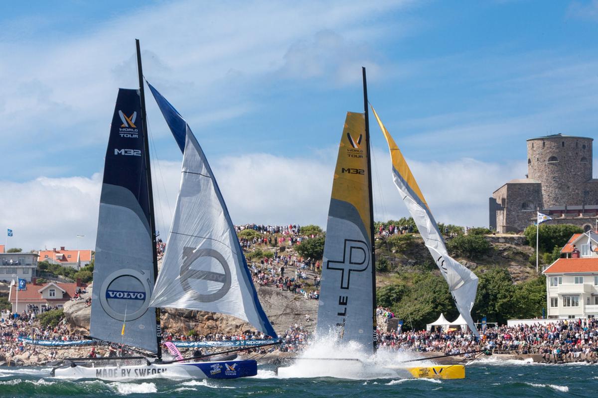 Yacht Racing Forum and World Match Racing Tour Announces Long Term Partnership
