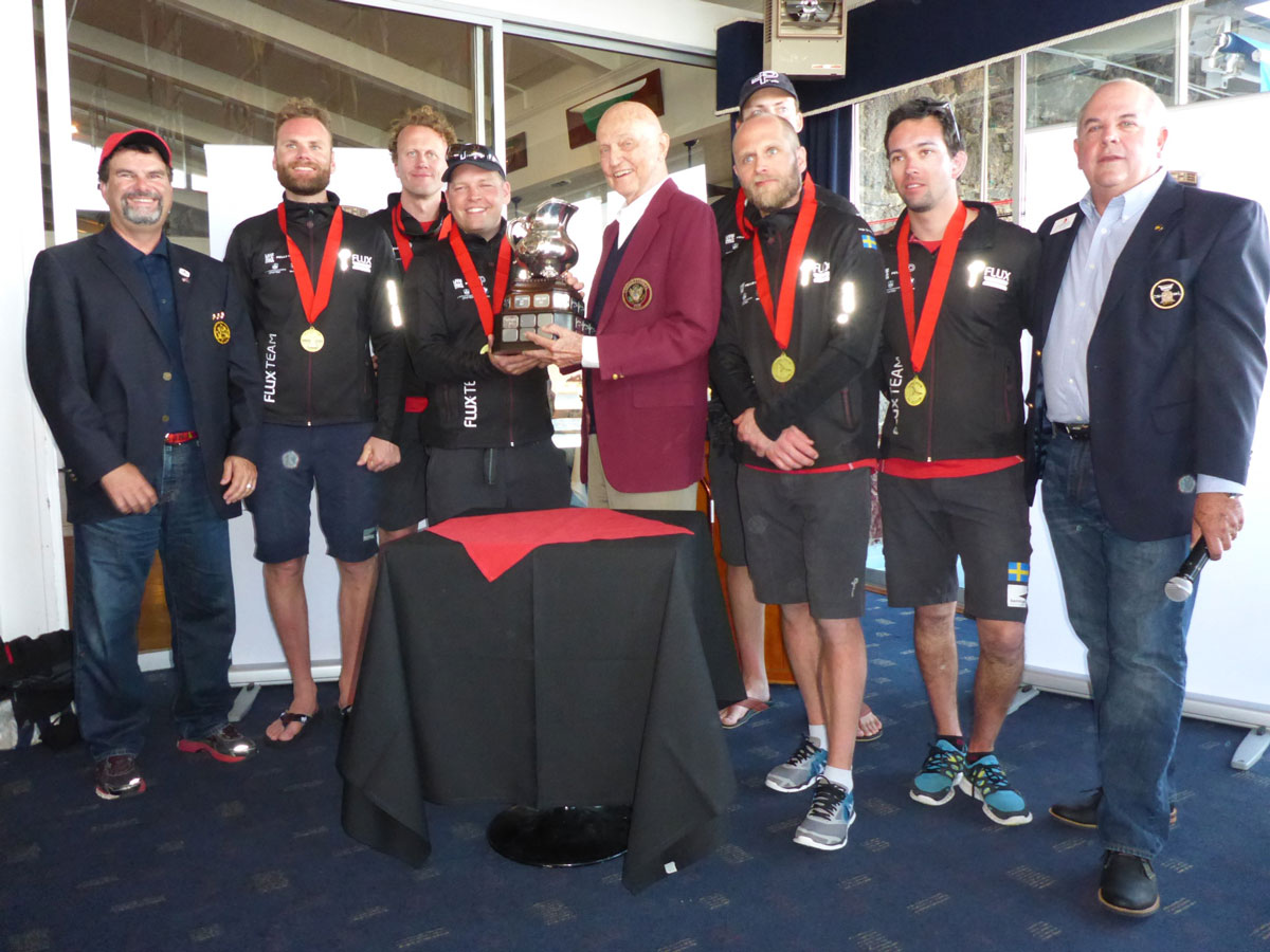 Berntsson triumphs at Ficker Cup presented by Porsche