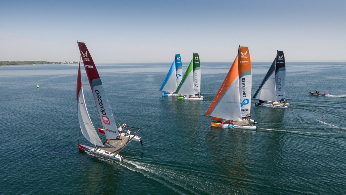 US favourite to claim World Match Racing Tour Newport
