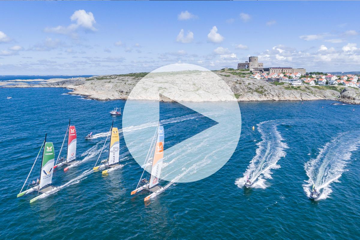 Day 1 Highlights – WMRT Marstrand 2016