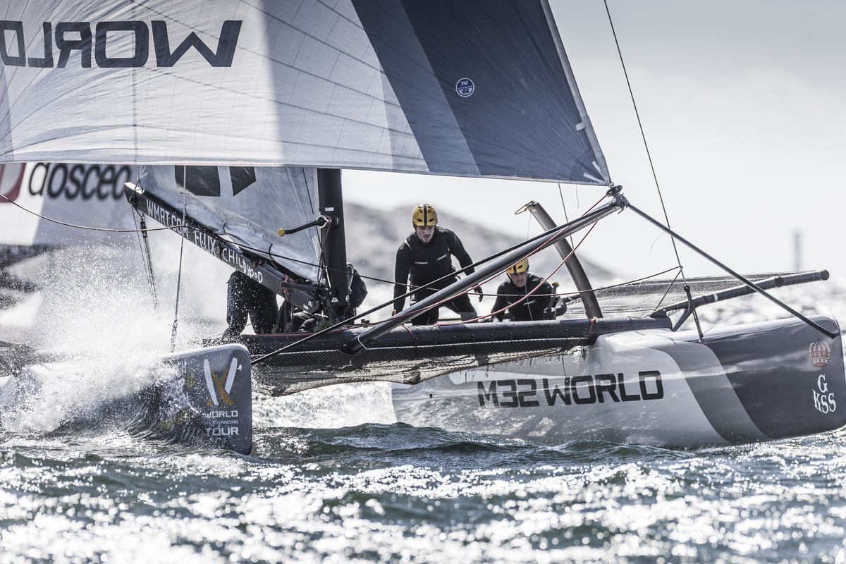 Hönö hosts double header for WMRT events