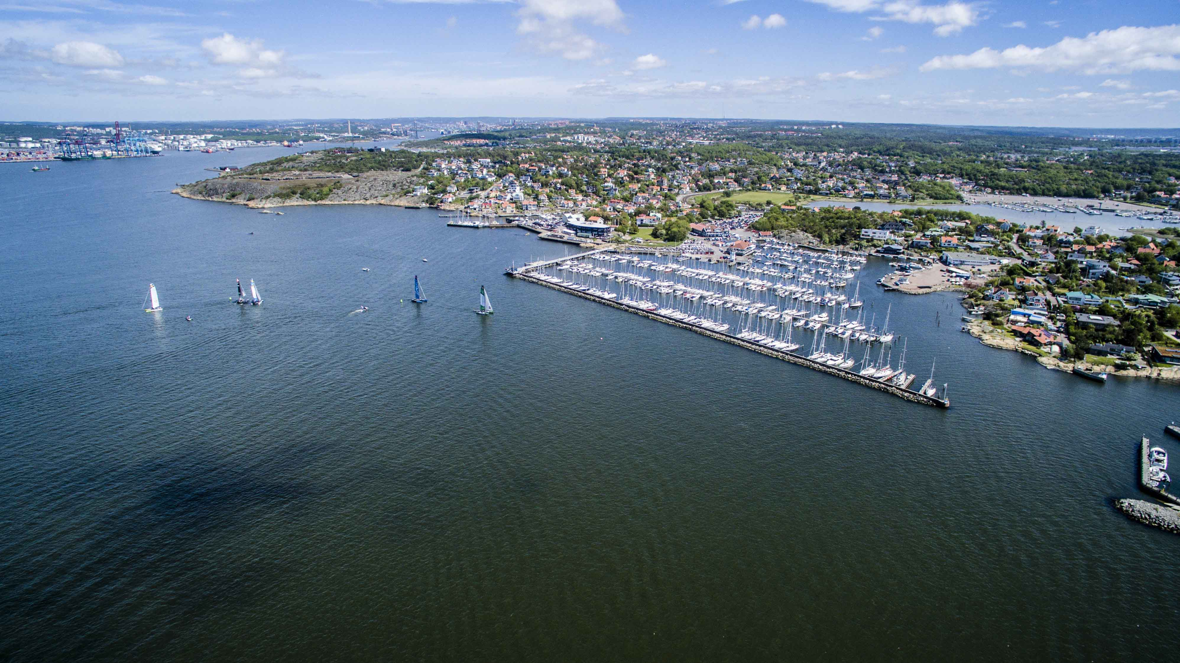 GKSS to Host WMRT Qualifier in Gothenburg