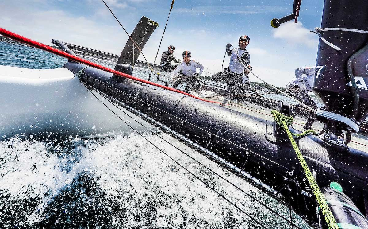 Swiss Match Race Gentleman Monnin Returns with 2017 Tour Card