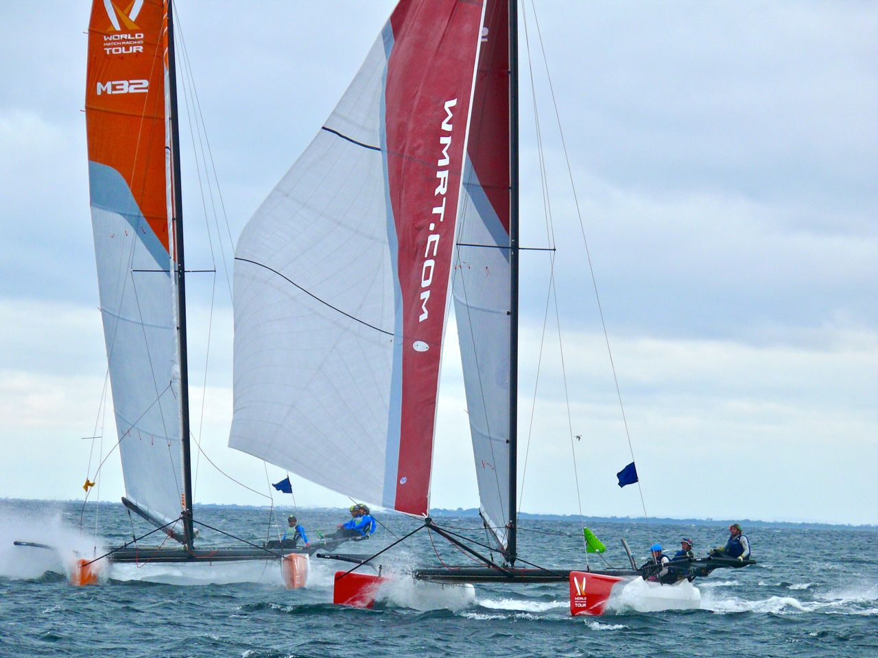 DAVID GILMOUR LEADS AFTER ACTION PACKED DAY AFLOAT