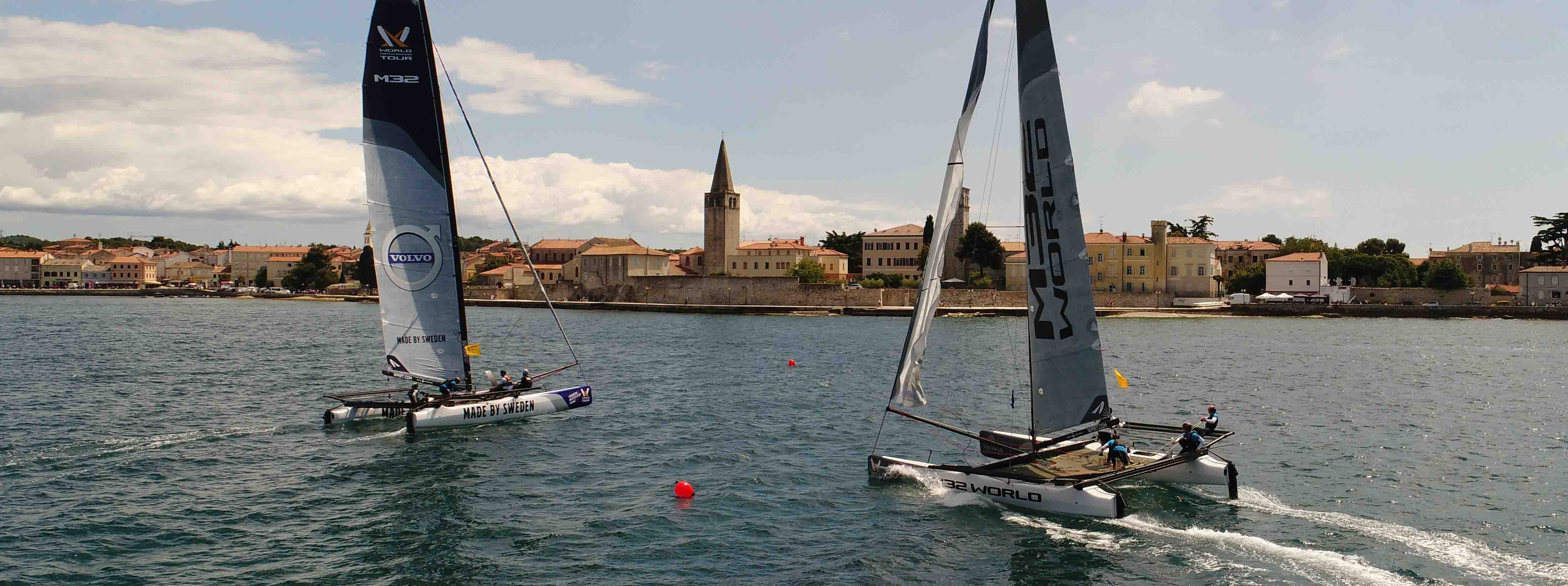 Delapierre takes it to the wire at Croatia Match Cup