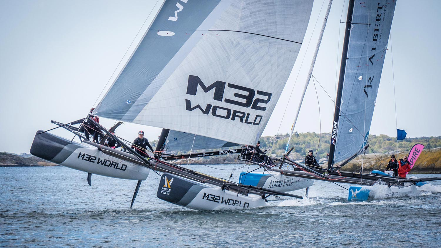 Artemis Youth Racing Steal Early Lead at Gothenburg Match Cup