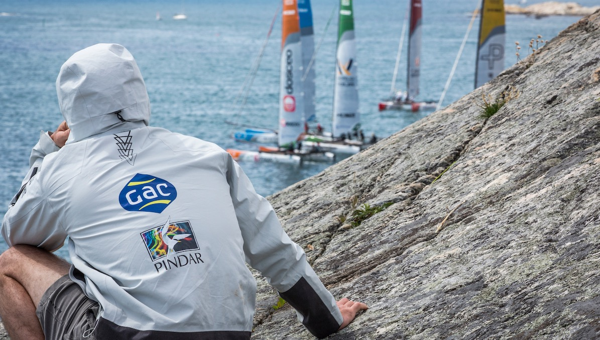 Ian Williams to Seek Redemption at Marstrand's Renowned Race Arena